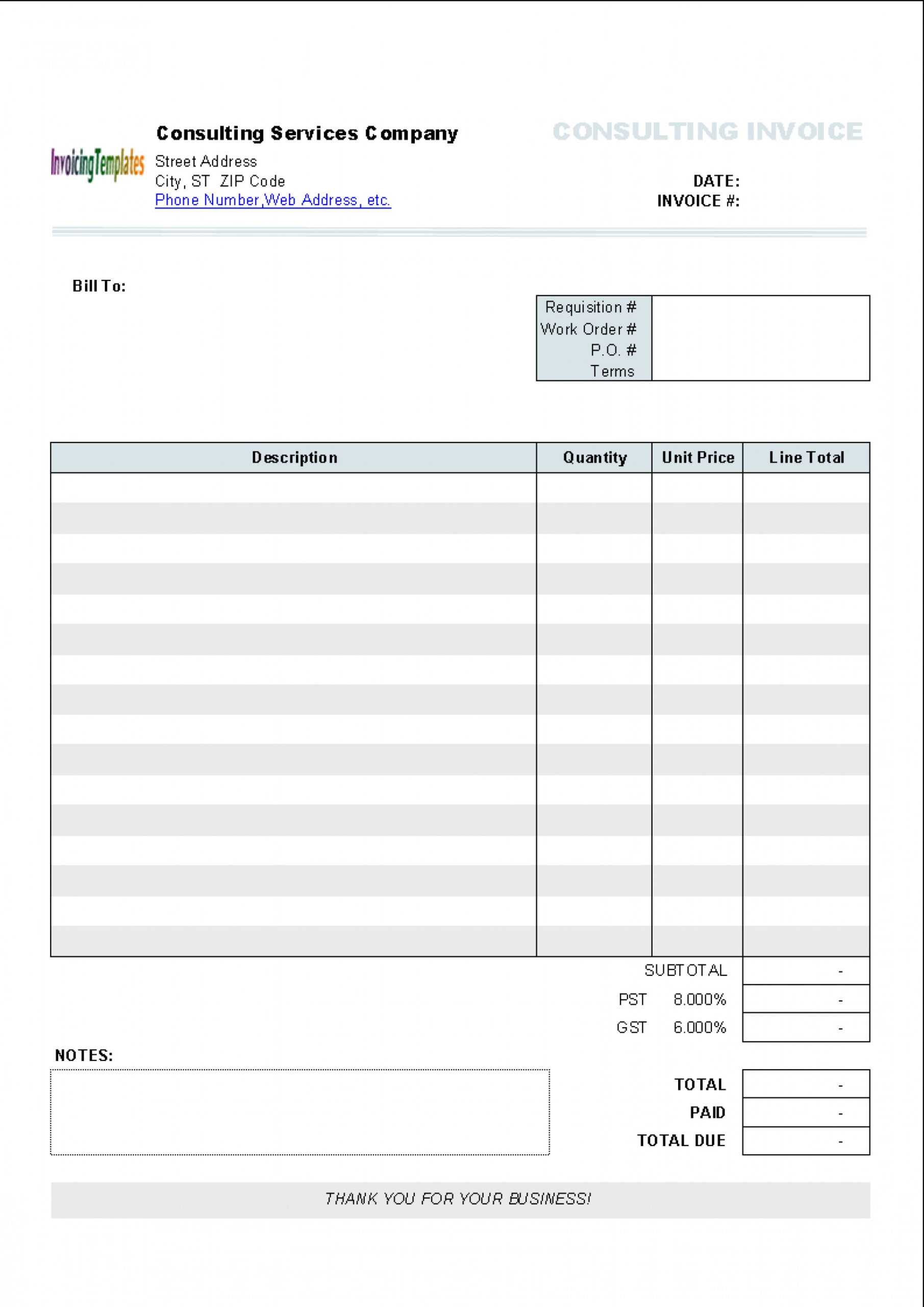 024 20Spreadsheet Free Invoice Templatesinvoiceberry The With Free Invoice Template Word Mac