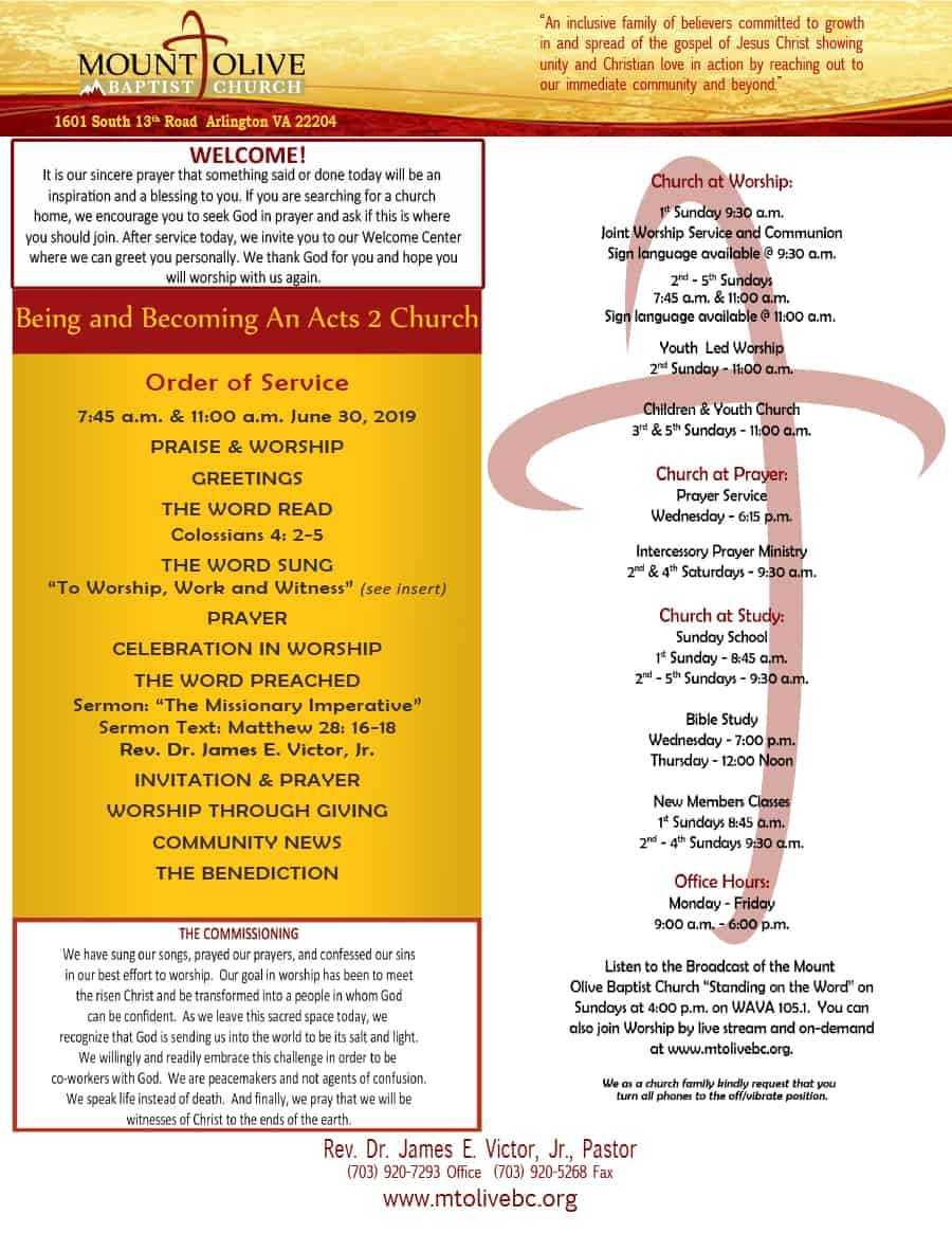 33 Free Church Bulletin Templates (+Church Programs) ᐅ Intended For Church Program Templates Word