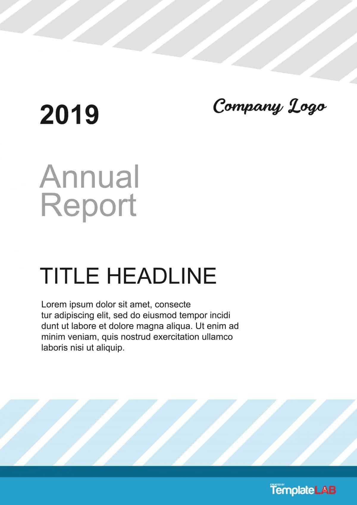 Report Template Archives Business Template Ideas