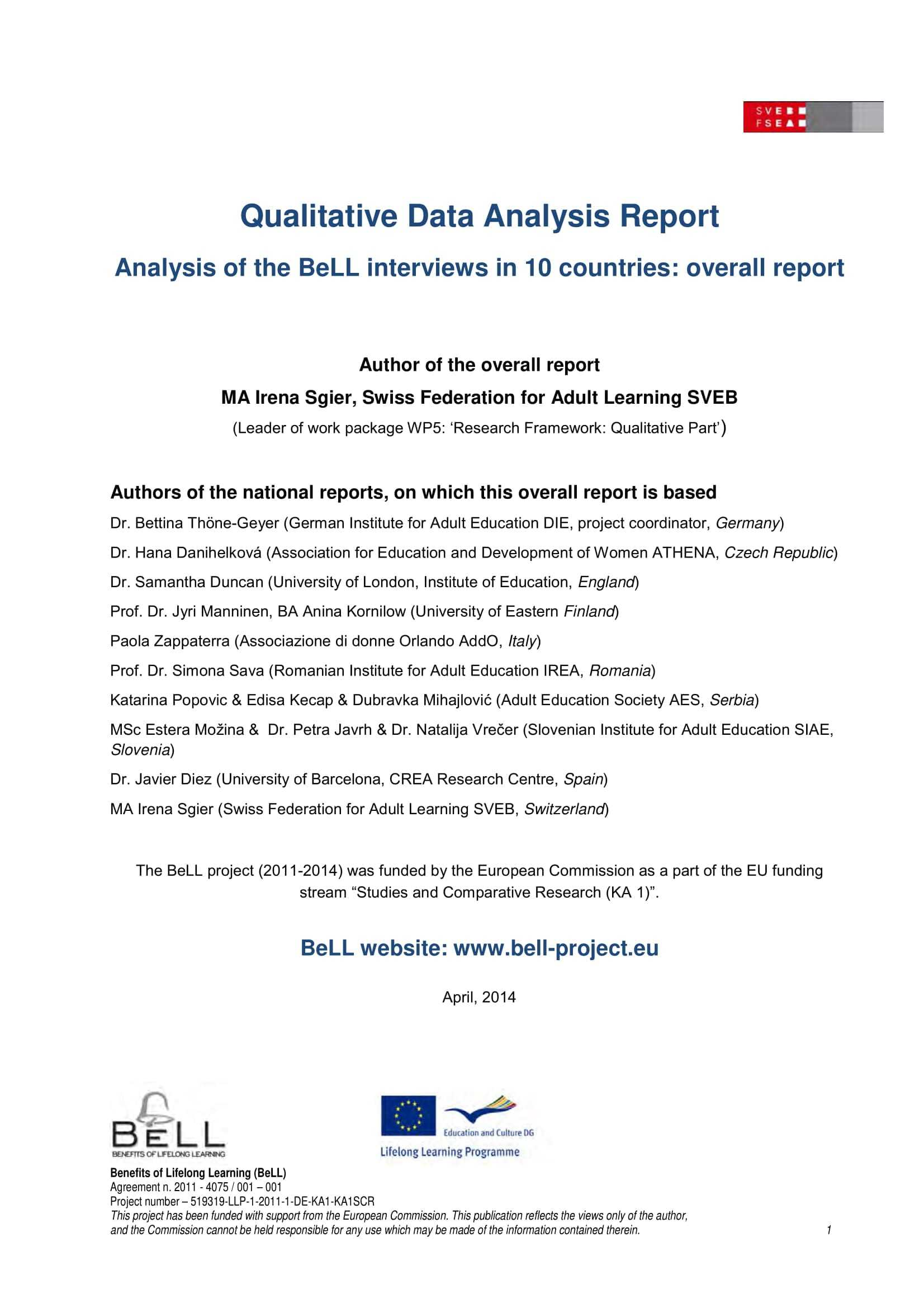 9+ Analysis Report Examples - Pdf   Examples Intended For Project Analysis Report Template