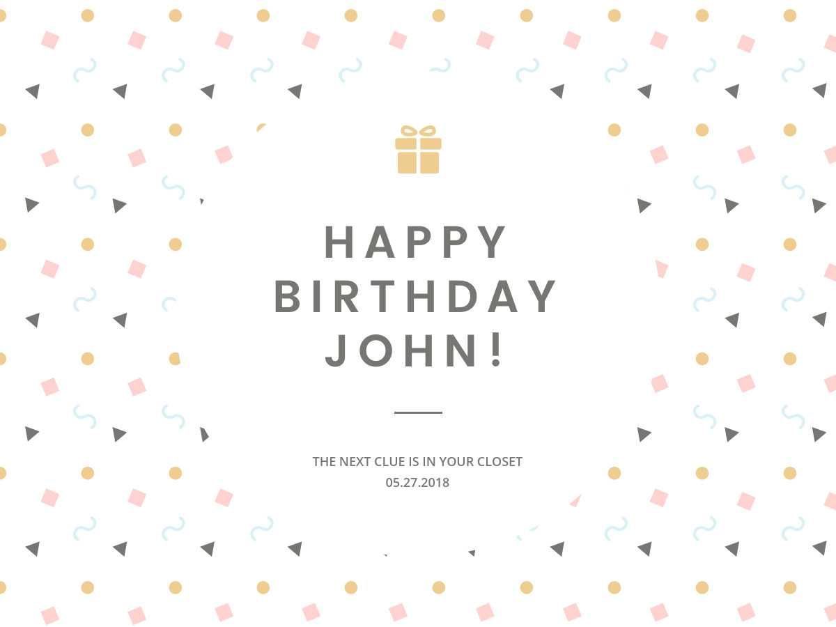 Birthday Banner Template Happy Color Stock Illustration Free Throughout Diy Birthday Banner Template