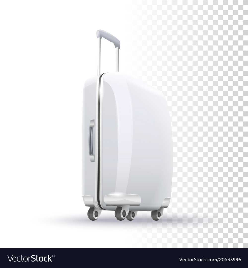 Blank Suitcase Layout In Blank Suitcase Template