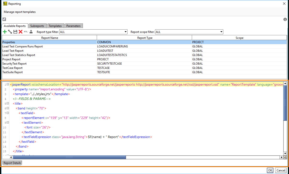 Customizing Templates Tutorial | Readyapi Documentation With Test Result Report Template