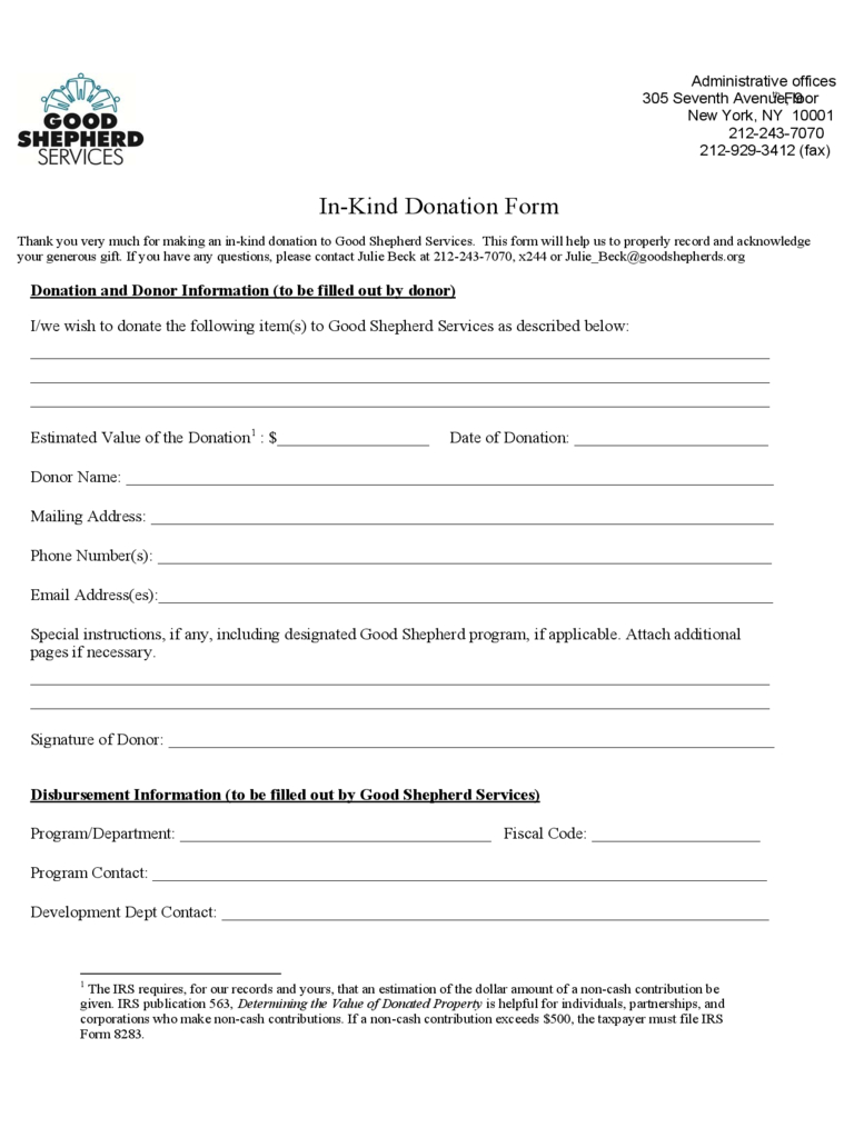 Donation And Sponsorship Form – 20 Free Templates In Pdf Throughout Blank Sponsorship Form Template