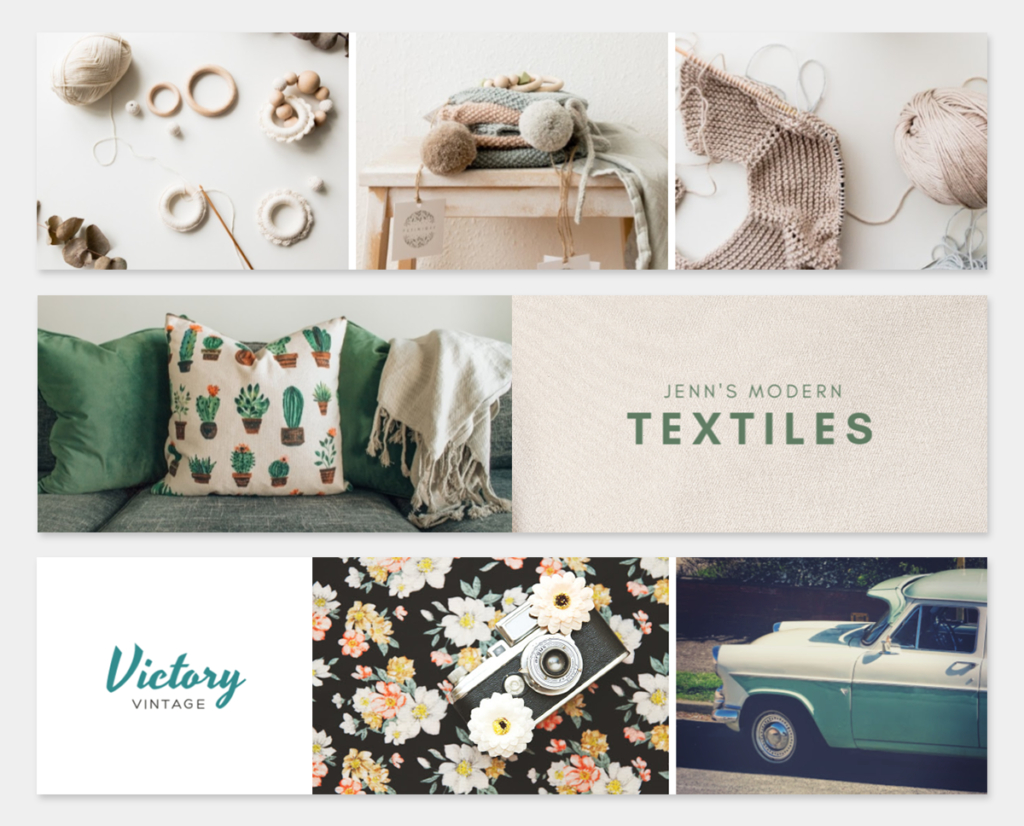 How To Make An Etsy Banner | Picmonkey With Regard To Etsy Banner Template