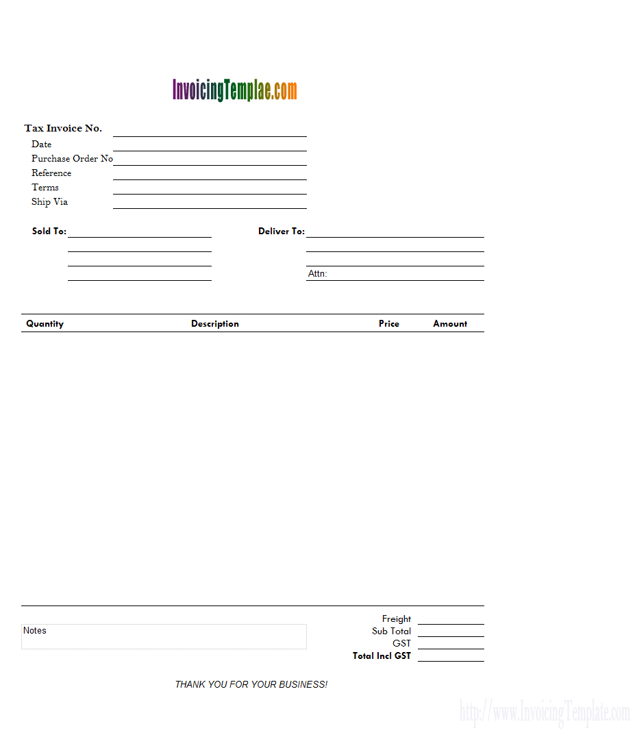 Invoice And Packing List On Separate Worksheet pertaining to Blank Packing List Template